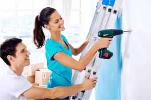 Disfruta el tiempo personalizando tu hogar en familia